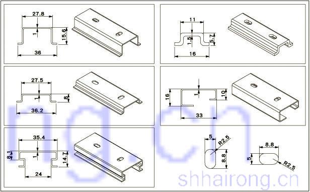 金属线槽型号规格